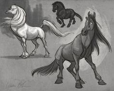 Aaron Blaise animal drawings - Google Search