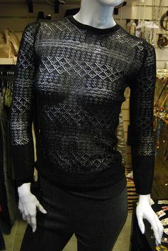 hot knitt blouse