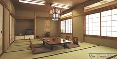 Japanse hanglamp.. Binnenkort wordt deze gerealiseerd..