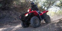 New 2017 Honda FourTrax® Foreman® Rubicon® 4x4 EPS ATVs For Sale in Iowa. It doesn't matter whether we're talking about architecture, transportation, clothing, food or music: the real greats stand the test of time. And when you're talking about all-terrain vehicles, that test means two things: how many hours a day you want to ride, and how long your ATV lasts. The Honda FourTrax Foreman Rubicon knocks it out of the park on both counts. It's a premium ATV that places a premium on rider…
