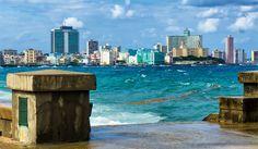Habana desde malecón