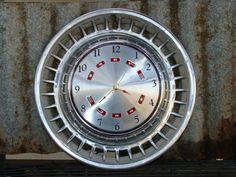 Man Cave Garage Clocks : Wall clock poker game room man cave casino cards dice heritage int