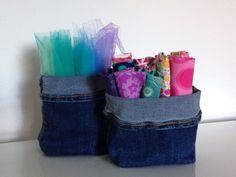 Come riciclare un vecchio paio di jeans