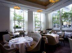 Best hotel restaurants in NYC-Zagat