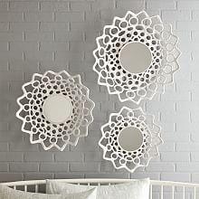 Papier-Mache Wall Art - Bowls
