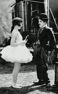 """Charlie Chaplin / Henri Matisse : """"Il faut voir toute la vie comme lorsqu'on était enfant."""""""