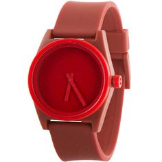 Neff - Duo Maroon/Red Watch