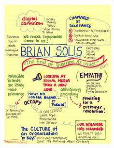 The End of Business as Usual - (c) Brian Solis