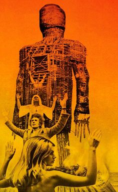 The Wicker Man, 1973. If you see Nicolas Cage it's the wrong one. The VERY wrong one.