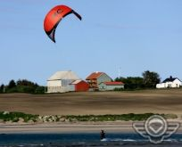 A kitespot in Norway Norway