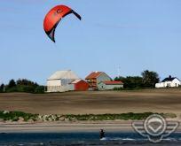 A kitespot in Norway