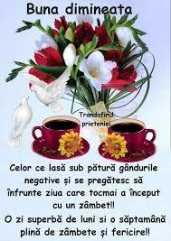 Imagini pentru buna dimineata luni Good Morning, Mugs, Tableware, Buen Dia, Dinnerware, Bonjour, Tumblers, Tablewares, Mug