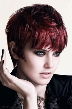 Wednesday+special:+100+beautiful+short+hairstyles+for+trendy+women!