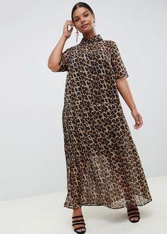 Plus Size Women S Clothing Magazines Key: 4200510955 Plus Size Maxi Dresses, Plus Size Outfits, Short Sleeve Dresses, Halter Dresses, Plus Size Fall Fashion, Autumn Fashion, Full Figure Fashion, Plus Size Coats, Curvy Girl Fashion
