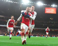 Wilshere - passion personified!
