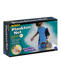 Take a look at this Plankton Net by Educational Insights on #zulily today!