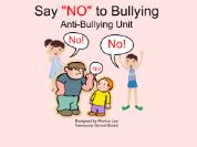 Primary Anti-Bullying Unit