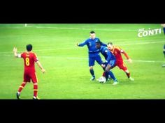 Pogba humiliates Xavi, Iniesta & Xabi Alonso