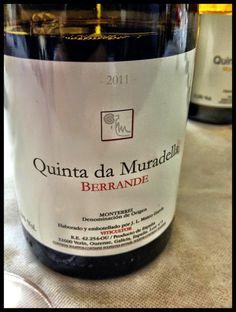 El Alma del Vino.: José Luis Mateo Quinta da Muradella Berrande 2011.