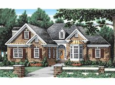 Eplans Cottage House Plan - No Ordinary Design - 1725 Square Feet and 3 Bedrooms from Eplans - House Plan Code HWEPL10557