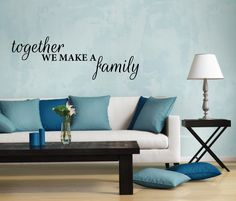Wall Decor Words wall decal bedroom quote | inspirational wall sticker saying