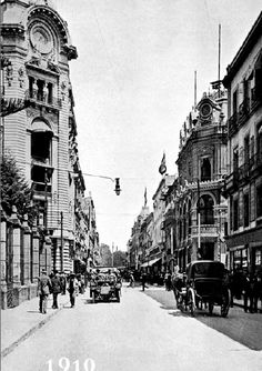 Calle Francisco I. Madero .. Centro Histórico, CDMX.