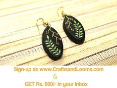 #love for #earrings - #shop today at our #online #store - www.CraftsandLooms.com -new range of terracotta handcrafted earrings. #Handmade is #india #beautiful #terracotta #jewellery #elegant #ethnic #gorgeous #fashion #party #friends #delhi #delhite #DelhiNCR #designer #Delhigram #indian #indiame #indians #indiadaily #indiaphotos #chennai #igers #tamiligers #mumbaikar #mumbai #calcutta #instatamils #delhi_igers