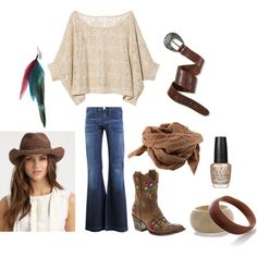 Cowgirl Up.