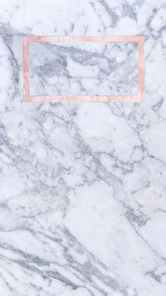 This girly iphone wallpaper is so pretty...i love the marble and rose gold together. Click through to download.