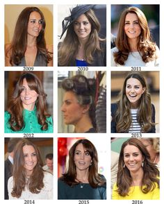 How to get hair like Kate's: Richard Ward tended to Kate's hair for ten years up until 2012, as well as Carole and Pippa, and was responsible for the Duchess's wedding demi-chignon. He is famous for inventing the 'Chelsea Blow Dry' - the big, bouncy, glossy hairstyle brought into fashion by Kate. Here is how to achieve it according to Ward: 1: Ensure that your hair is thoroughly cleansed with the right products for your hair type. 2: Towel dry the hair gently and only use one styling…