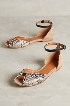 Summer 2016 Must Have Flats: Emma Go Juliette Flats #anthropologie