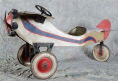 Americana Pedal Aircraft