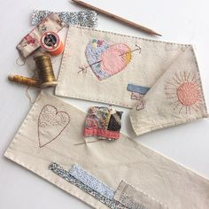 jessie chorley inspirations: Paper and stitch the year ahead....
