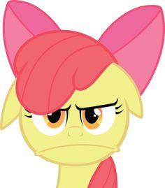 Applebloom disapproves