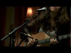 """Kate Voegele """"Hallelujah"""" no words could describe how I feel when I hear this amazing rendition."""