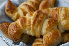 Cómo hacer Croissants