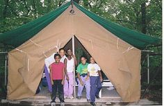 girl scout tent - Google Search