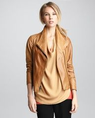 Vince Leather Jacket : Leather Jacket by Vince at Neiman Marcus. Leather Jackets, Biker Leather, Swagg, Passion For Fashion, What To Wear, Style Me, Jackets For Women, Style Inspiration, Outfits