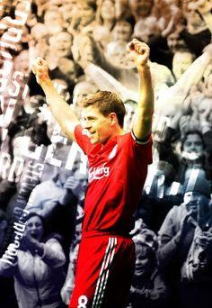Steven Gerrard!