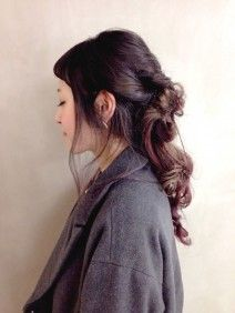 SNAP | TAG : ヘアアレンジ | LIM | LESS IS MORE