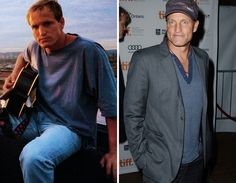 Men of the '90s -- Then & Now   TooFab Photo Gallery Woody Harrelson