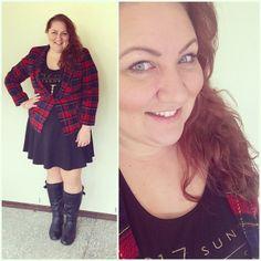 Melissa Walker Horn | www.sugercoatit.com | Australian plus size fashion blog