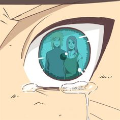 After watching Road to Ninja don't even get me started on Naruto and his parents. So. Many. Feelings!!!