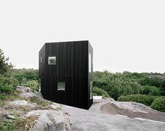 Architecture Black House Tumle (via Bloglovin.com )