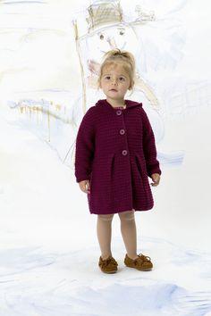 LANGYARNS FATTO A MANO 230 - OMEGA # 12 Omega Girls Dresses, Flower Girl Dresses, Omega, Knit Crochet, Knitting, Wedding Dresses, Children, Sweaters, Fashion