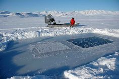 Arctic sea ice helps remove CO2 from the atmosphere - http://scienceblog.com/74480/arctic-sea-ice-helps-remove-co2-atmosphere/