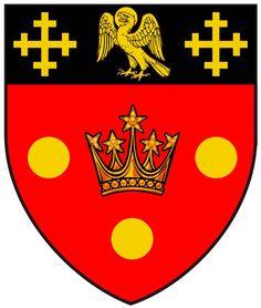 St. Stephen's House College (fondé en 1876) Oxford (Royaume-Uni)