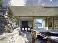 Image 2 of 32 from gallery of Remodel House in Ascona / Wespi de Meuron Romeo architects. Photograph by Hannes Henz