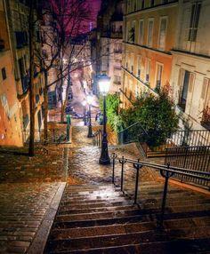Paris mont martre
