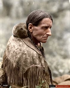 Baby beaver on ''Grey Owl's'' shoulder, Canada, 1931 - born in the UK, he took the name Grey Owl and the persona of an American Indian and the backwoods life style. He was a British fantasist. Native American Quotes, Native American History, Native American Indians, American Symbols, Native Indian, Babe Ruth, British Library, Canadian National Railway, National Railways